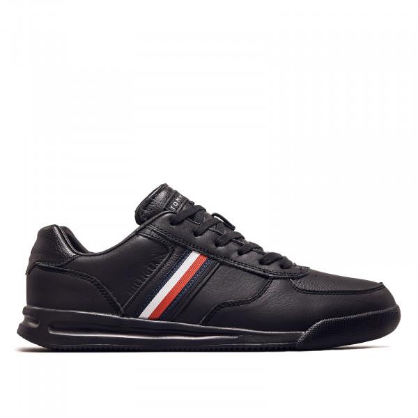Herren Sneaker - Lightweight Lth Sneaker Flag - Black
