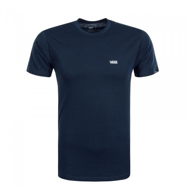 Herren T-Shirt Left Chestv Logo Navy