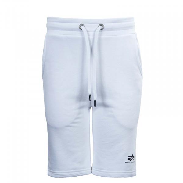 Herren Short - Basic - White
