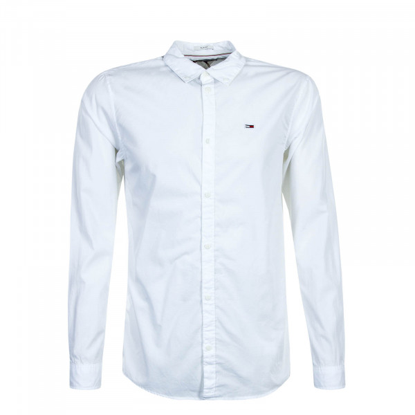 Herrenhemd 7926 Light Poplin White