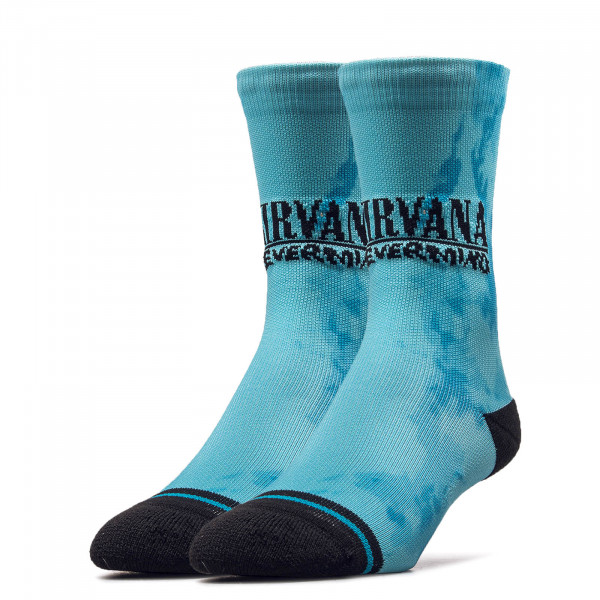 Socken Nirvana Nevermind Sky Black