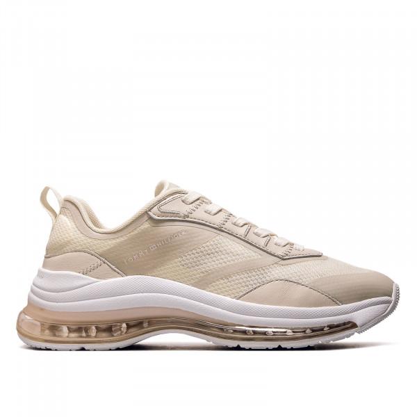Damen Sneaker - City Air Runner Mix - White Dove