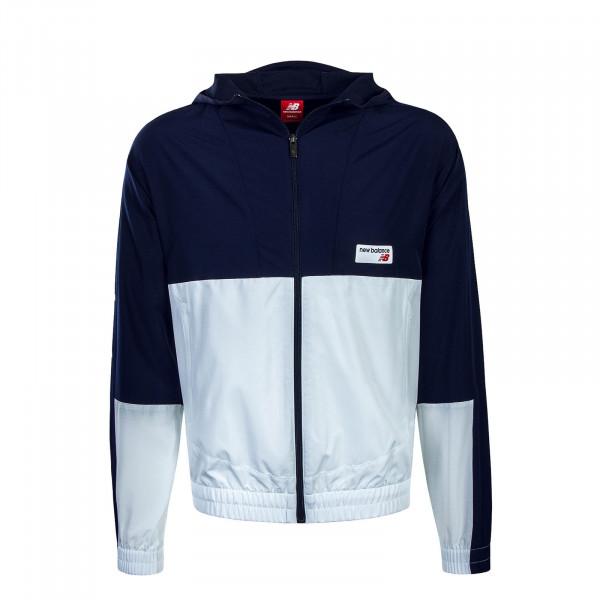 Herren Jacke - 91506 - Navy White
