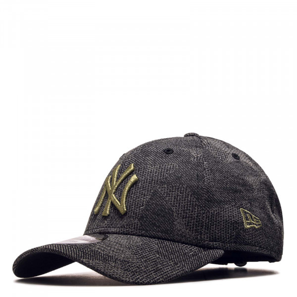 Basecap Engineered Fit 9FORTY New York Yankees Black