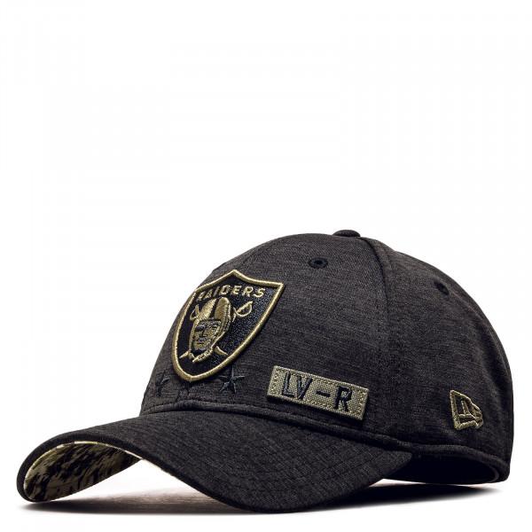 Cap NFL20 STS 3930 Raiders Black Olive