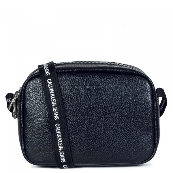 Damen Tasche - Double Zip Camera 8233 - Black