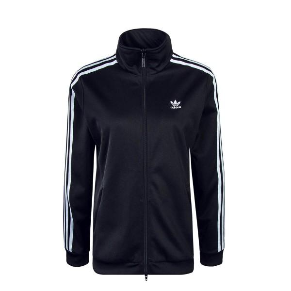 Adidas Wmn Trainingjkt Contemp BlackWht