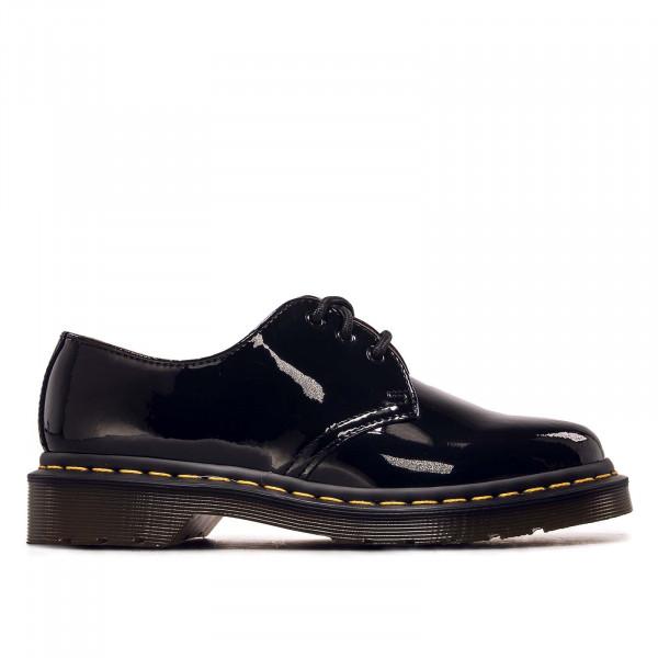 Damen Boots - 1461  Patent Lamber - Black