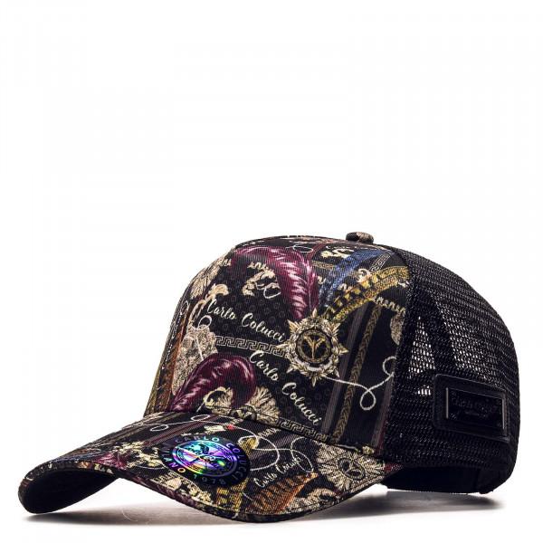 Truckercap - C3820 - Black