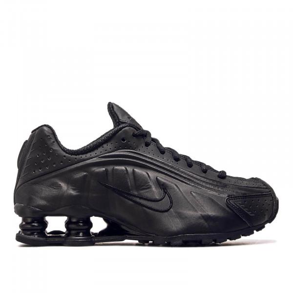 Damen Sneaker Shox R4 Black
