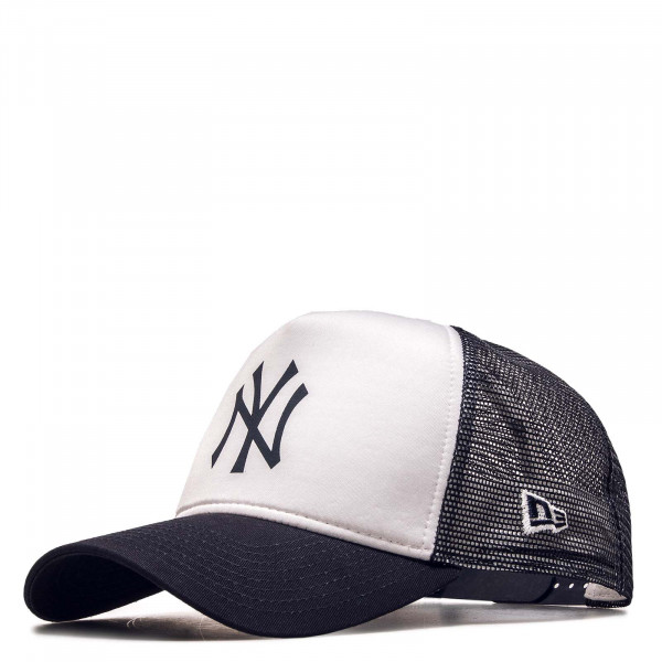 Trucker-Cap Team Colour Block Neyyan Navy White