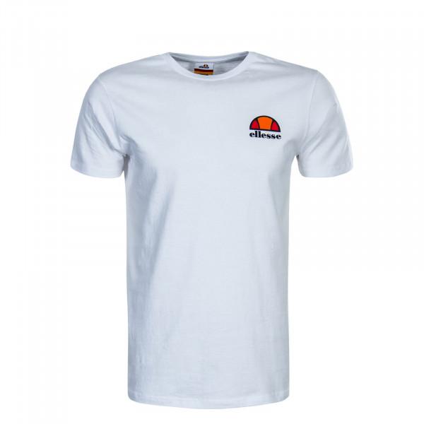 Herren T-Shirt Canaletto White