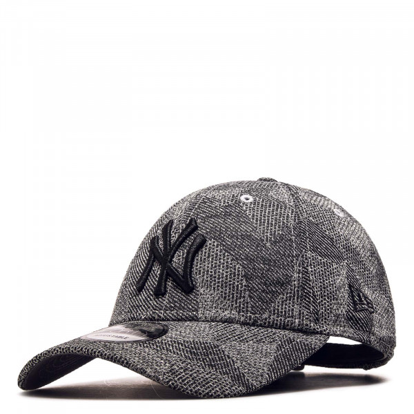 Basecap Engineered Fit 9FORTY New York Yankees Gray Black