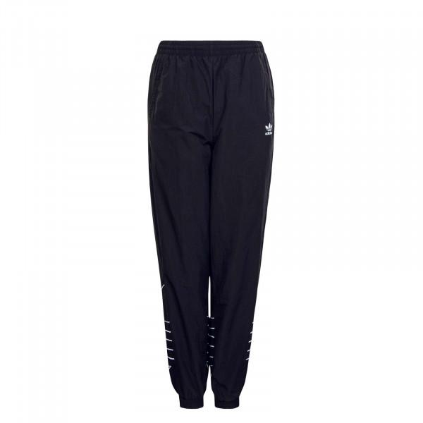Damen Jogginghose Lrg Logo TP Pant Black White