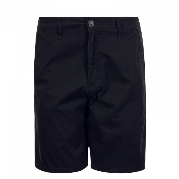 Herren Short Chino Easy City Black