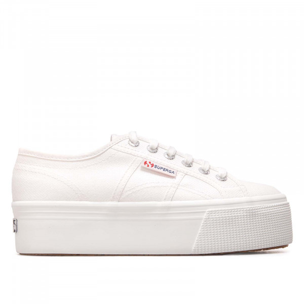 Damen Sneaker - 2790 Cotw Linea up and Down - White