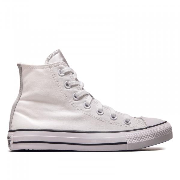 Damen Sneaker - CTAS Hi Mono Metal - White / Pure / Silver