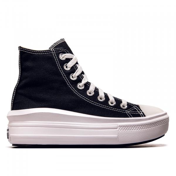 Damen Sneaker - CTAS Move Plattform Hi - Black / Natural / Ivo