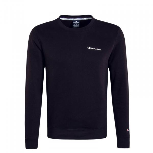 Herren Sweatshirt - 213484 - Black White