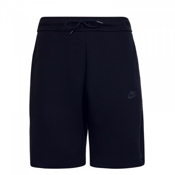 Herren Shorts NSW TCH FLC 928513 Black Black