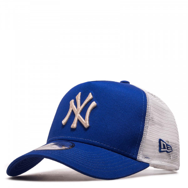 Cap League Essential Trucker Neyyan Blue