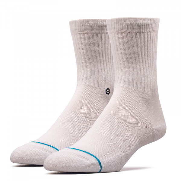 Socken Icon Kids White