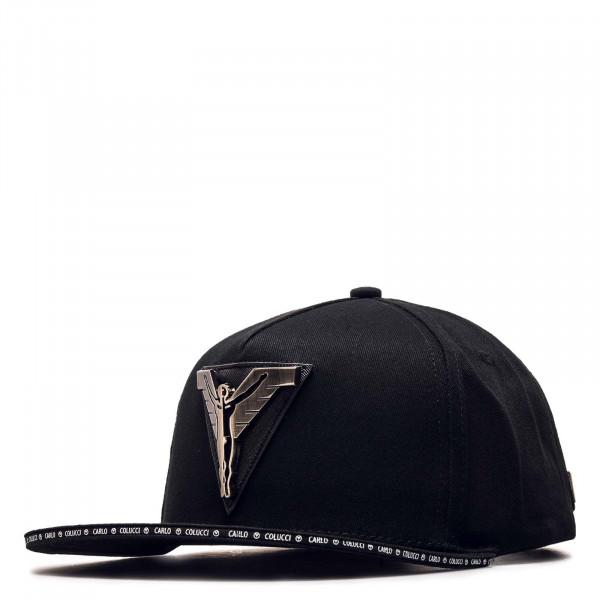 Snapback-Cap - 3D Ikarus-Plakette - Black