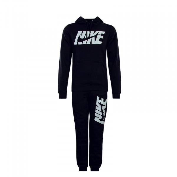 Nike Suit CE TRK FLC Black White