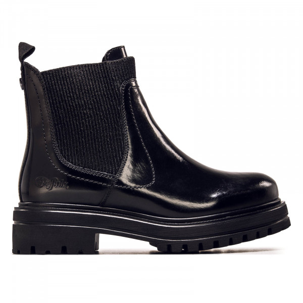 Damen Boots - Milla Calf Leather - Black