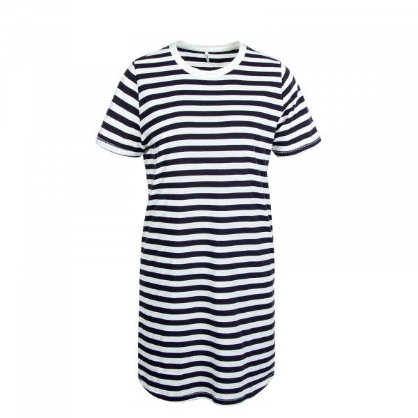 Kleid June Life S/S Night Sky Stripes