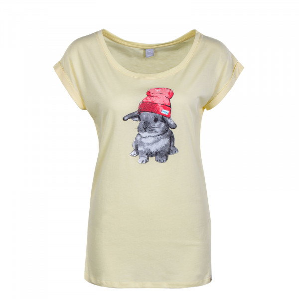 Damen T-Shirt - It Hasi - Lemonade