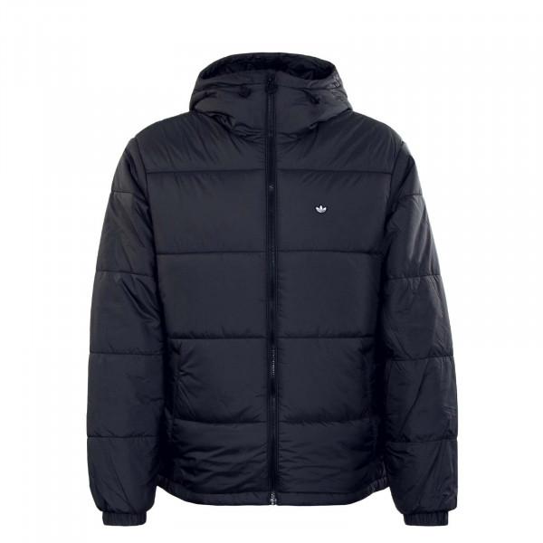Herren Jacke - Pad Hooded Puff H13555 - Black