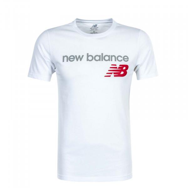 Herren T-Shirt MT01987 Heritage White