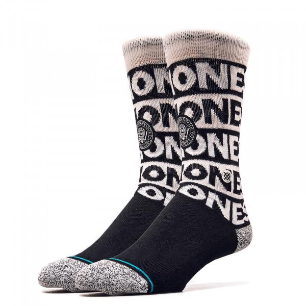 Socken - The Ramones - White