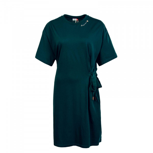 Damen Kleid - Fanya - Dark Green