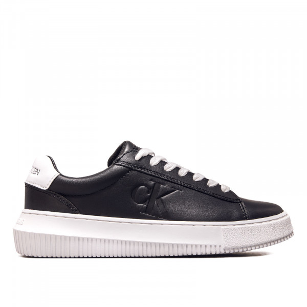 Damen Sneaker - Chunky Sole Sneaker Laceup Lth - Black