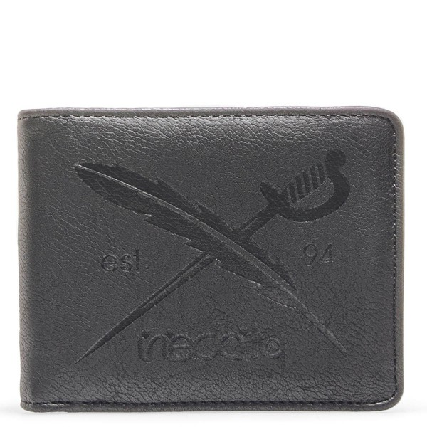 Iriedaily Wallet Flag 2 Punch Black
