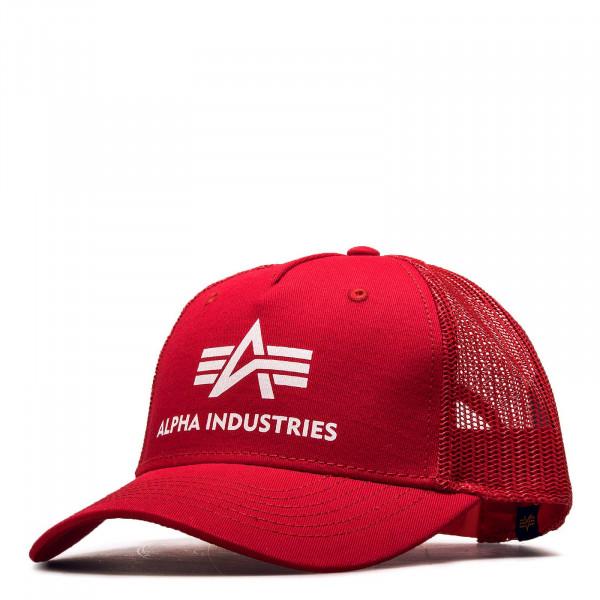 Trucker Cap Basic Speed Red