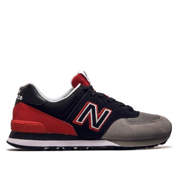 Herren Sneaker ML574 UPX Grey Black Red