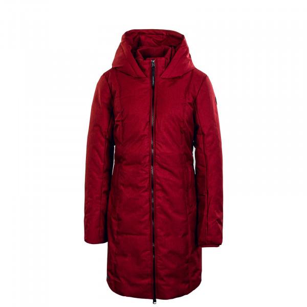 Damen Mantel - Amari - Wine Red