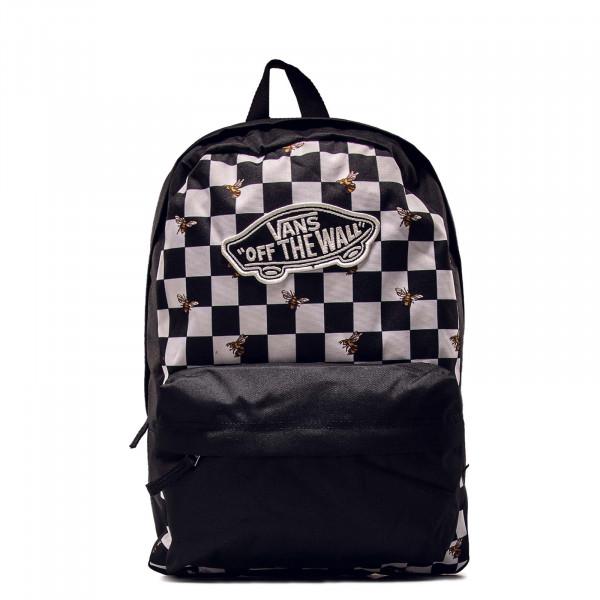 Rucksack - Realm Backpack Bees - Black / White