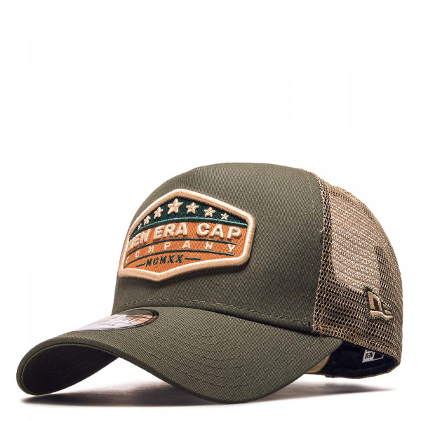 Cap Star Patch Truck Nov Olive