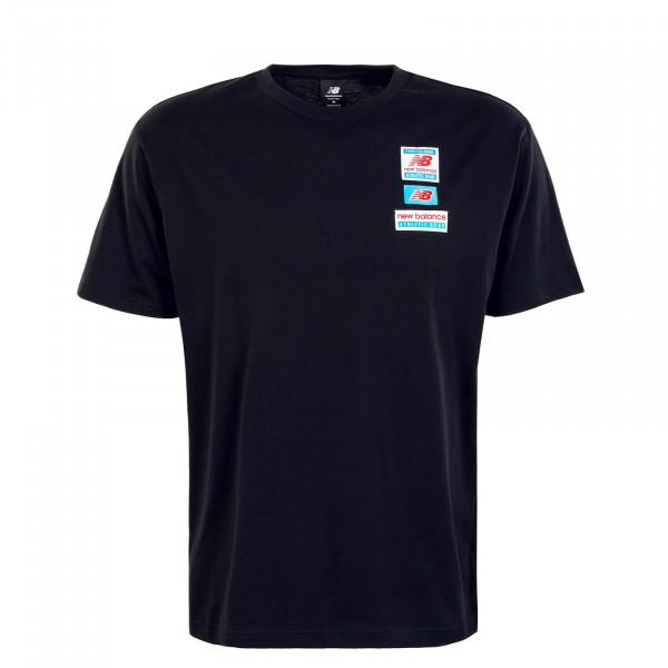 Herren T-Shirt - Essential - Black