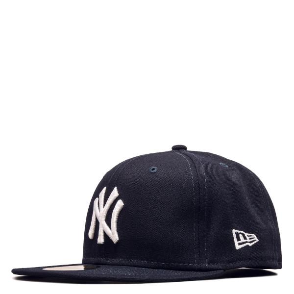 Basecap - 59Fifty Basic NY New York Yankees - Navy / White