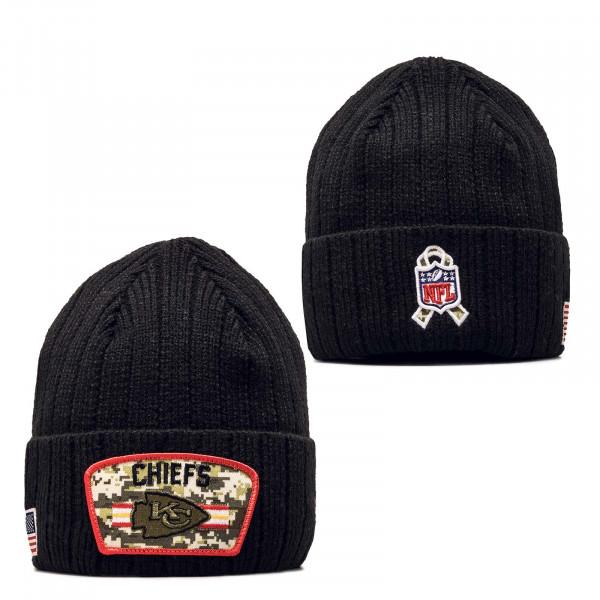 Beanie - NFL21 STS Knit Kansas City Chiefs - Black