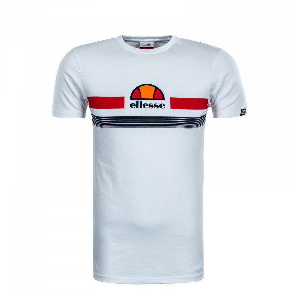 Herren T-Shirt Fornaci White