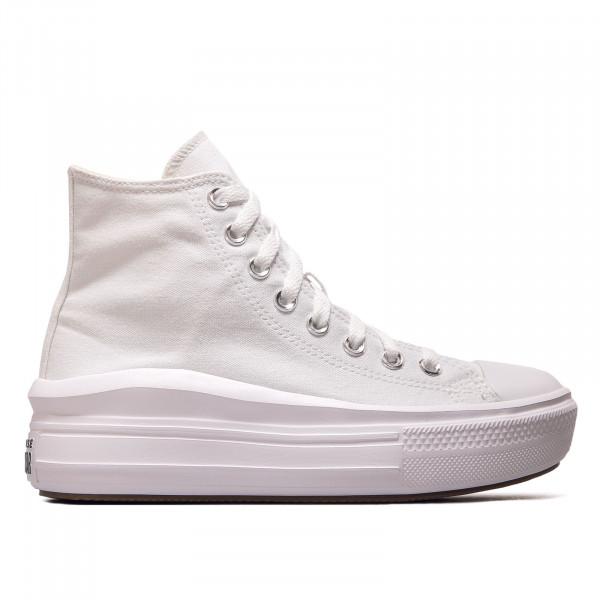 Damen Sneaker - CTAS Move Plattform Hi - White
