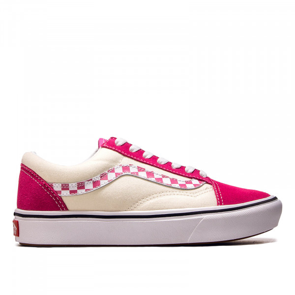 Damen Sneaker ComfyCush Old Skool Pink Beige