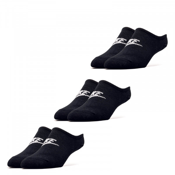 Socken 3er Pack Everyday Essential Black White