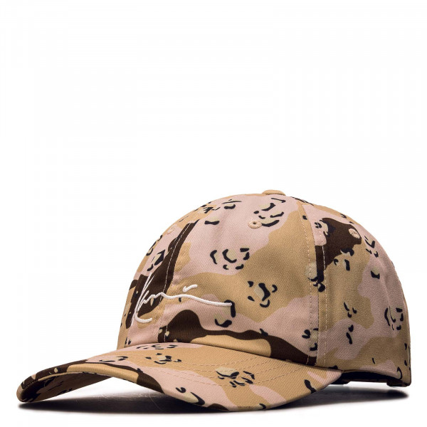 Unisex Cap - KK Signature Camo - Beige Sand Brown